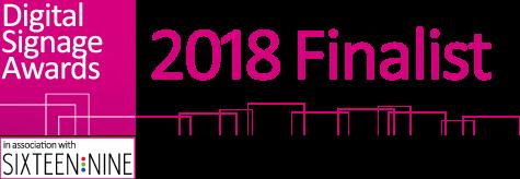 Digital Signage Awards 2018