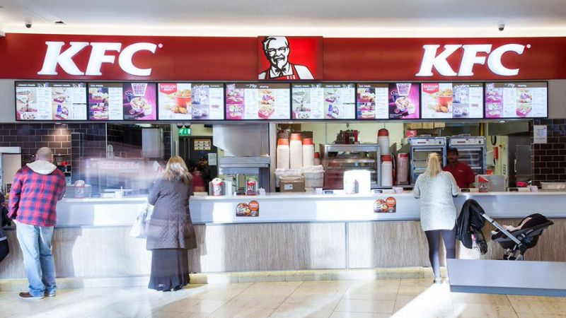 KFC United Kingdom and Ireland