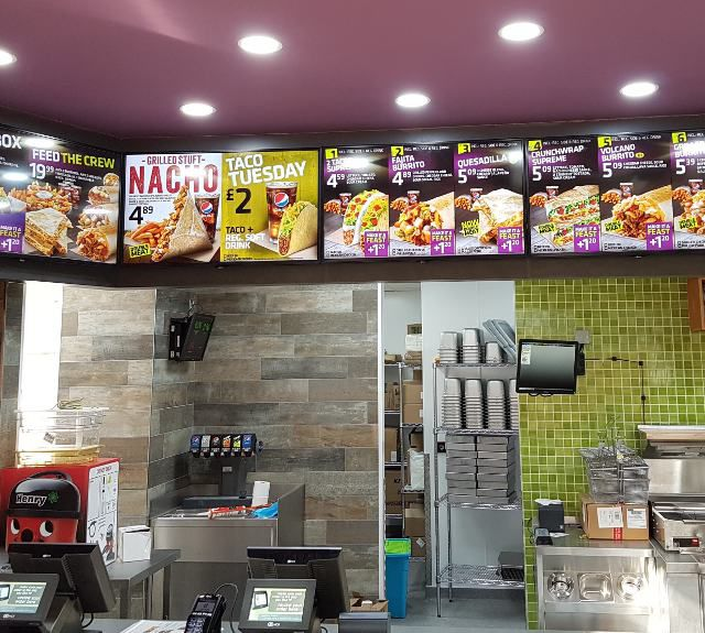 Taco Bell United Kingdom and Ireland