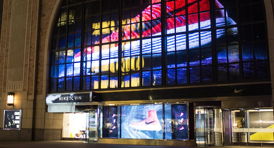 The Mother Ship: Digital Signage and Retail Brand Building