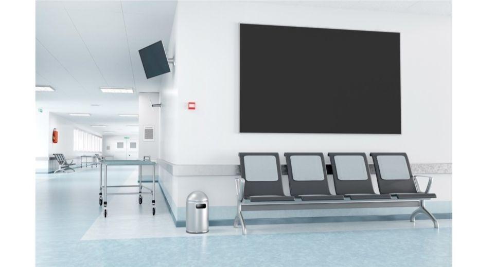 5 beneficios de Digital Signage para hospitales