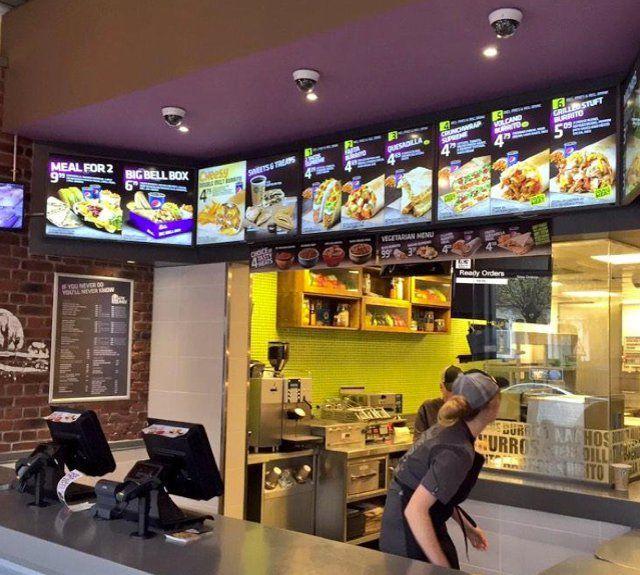 Taco Bell United Kingdom and Ireland