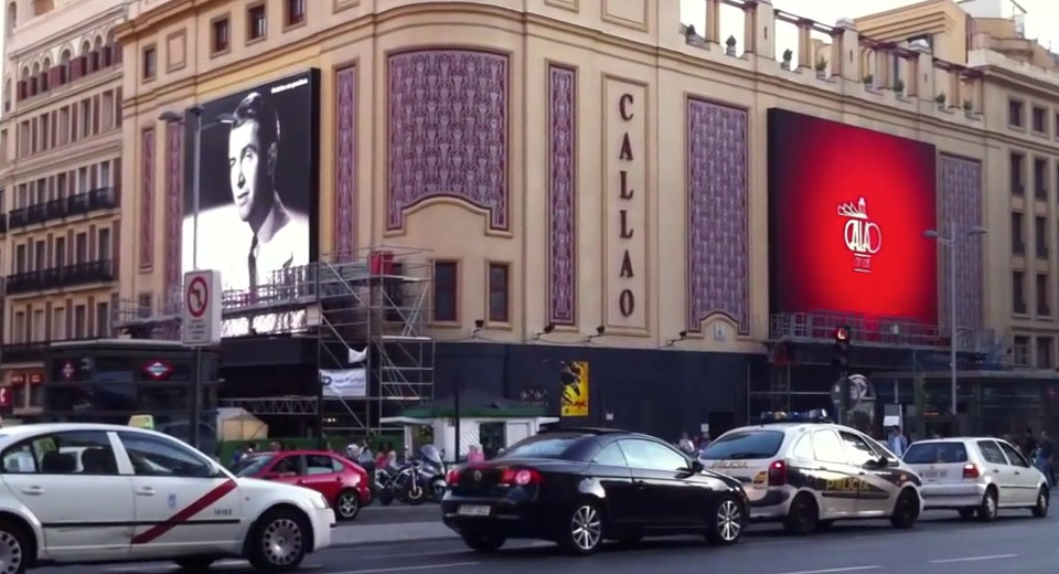 Crece la audiencia de la publicidad exterior en España según el EGM