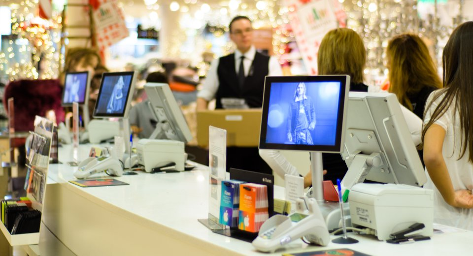 The effectiveness of digital signage for interactive shopping experience
