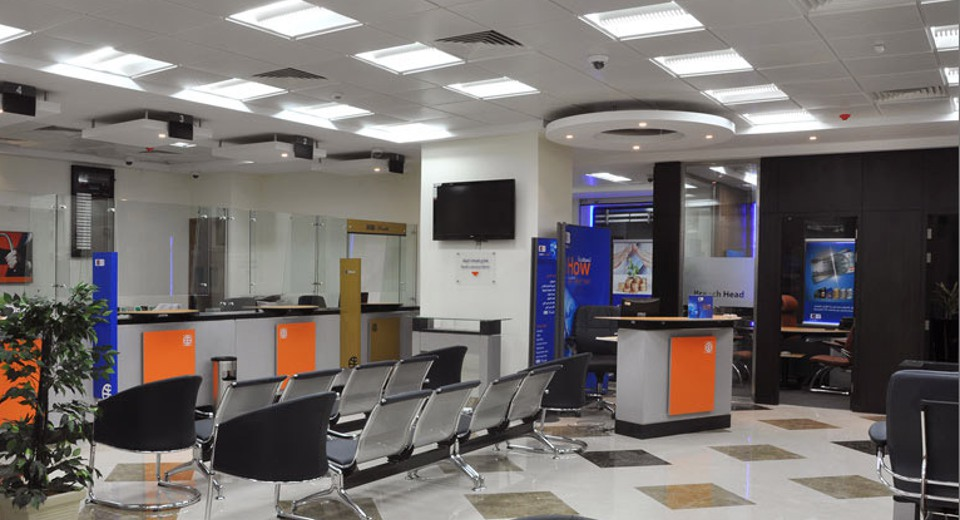 Egyptian CIB embraces our digital signage solution