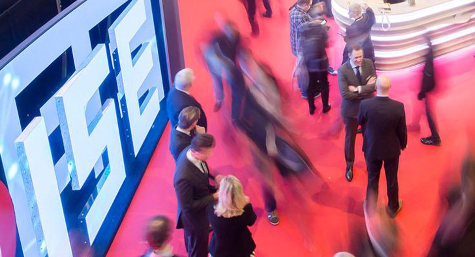 Our latest projects and developments at ISE 2017
