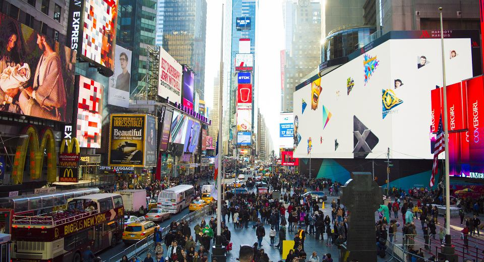 The most impressive digital signage screens in the world