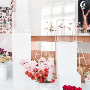 Glossier Show Room