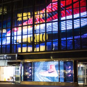 Nike Town Stores